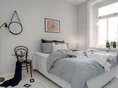Bilder, Sovrum, Fönster, Säng, Vitt - Hemnet Inspiration