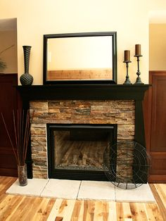 Cast Stone Fireplace And Mantel Design, Pictures, Remodel, Decor and Ideas - page 3