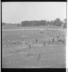 Playing Baseball, Veterans Memorial Park, June 1960 Memorial Park, Veterans Memorial, Baseball Stuff, Old And New, June, Beach, Water, Outdoor, Gripe Water
