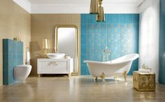 Bath design.