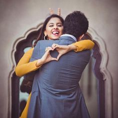 New And Fun Pre Wedding Photoshoot Ideas For Indian Couples ; neue und lustige pre wedding photoshoot-ideen für indische paare New And Fun Pre Wedding Photoshoot Ideas For Indian Couples ; fashion Tips, fashion Wallpaper, fashion Show Indian Wedding Couple, Wedding Couple Photos, Wedding Couples, Indian Weddings, Real Weddings, Indian Wedding Photos, Indian Pictures, Indian Engagement Photos, Best Couple Pictures