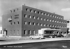 Nord-Trøndelag fylke STEINKJER GRAND HOTEL 1940/50-tall Utg Mittet Grand Hotel, Multi Story Building, Photo Wall, Home Decor, Photograph, Decoration Home, Room Decor, Interior Design, Home Interiors