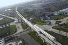 Shanghai Maglev Train | Beautiful World  | In China? Try www.importedFun.com for award winning kid's science |