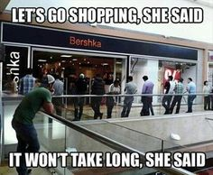 women shopping, funny pictures