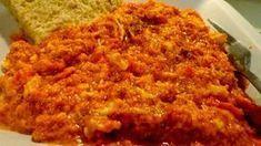Καγιανά,η Στραπατσάδα !! ~ ΜΑΓΕΙΡΙΚΗ ΚΑΙ ΣΥΝΤΑΓΕΣ Egg Dish, Greek Recipes, Fried Rice, Lasagna, Macaroni And Cheese, Food And Drink, Appetizers, Sweets, Dishes
