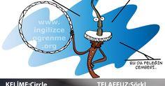Circle Türkçe anlamı nedir?