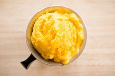 Mango Lassi Frozen Yogurt