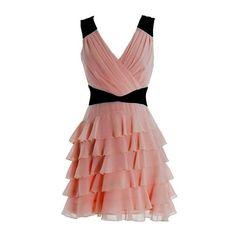 Valentine Vixen Dress ($120) ❤ liked on Polyvore featuring dresses, vestidos, pleated empire waist dress, red dress, back zipper dress, cutout dress and red cut out dress