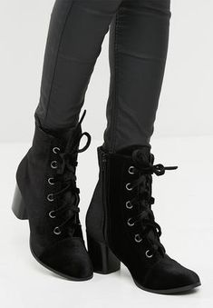 916d8ff938d87 Dailyfriday Desire Boots Black Hunter Boots