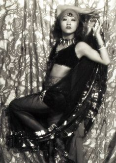 """Anna May Wong in """"China Bound"""", photographed by Ruth Harriet Louise (1929)"""