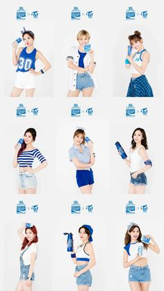 TWICE for Pocari Sweat