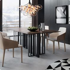 Spitafields Dining Table at www.moderndigsfurniture.com