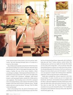 Dita's pink kitchen