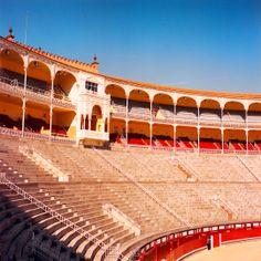 Plaza de Toros - Madrid  Hasselblad 500C | 80mm Zeiss | Kodak Ektar 100