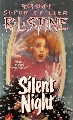 Silent Night (Fear Street Super Chillers, No. 2) R. L. Stine Mass Market Paperb