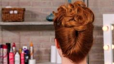 How To Do A Modern 1950s Poodle Hairstyle