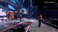 Rambo Amadeus - Euro Neuro (Montenegro) Eurovision 2012 / My jaw dropped when I saw this dishevelled lunatic ranting about the EU on TV. So funny...