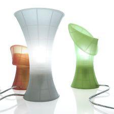 LUCEPLAN BIRZÌ - Lampada da tavolo di design by Giancarlo Fassina & Carlo Forcolini