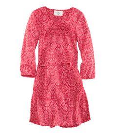 Dress (Red). H & M. $29.95
