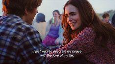 Best Romantic Comedies, Romantic Movies, Cecelia Ahern Quotes, Love Rosie Movie, Love Phrases, Movie Lines, Couple Photography Poses, Aesthetic Movies, Movie Quotes
