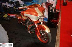 #Custom #Motorcycle at #SEMA 2011