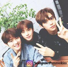 SMRookies #Kun #Jungwoo #nct #smrookies #lucas