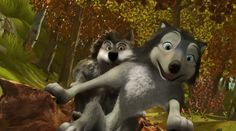 alpha and  omega 3 | Alpha And Omega 3 The Great Wolf Games 2014 WEB-DL XViD-GLY » Tiny ...