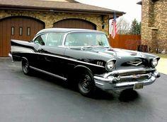 Beautiful 57 Chevy