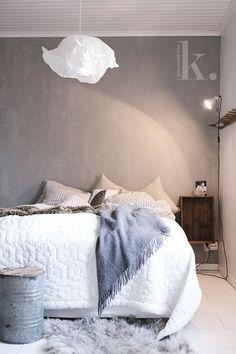 Prepara tu dormitorio para el invierno