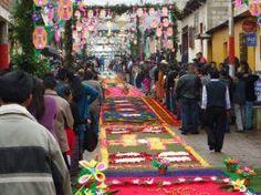 Foto por Werner Sincal - Semana Santa en Guatemala, Patzun Chimaltenango