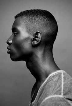 40 Devilishly Handsome Haircuts for Black Men Black men have a rich choice of ha. - 40 Devilishly Handsome Haircuts for Black Men Black men have a rich choice of haircuts, ranging thr - Adonis Bosso, Black Haircut Styles, Face Drawing Reference, Face Profile, Profile View, The Face, Portrait Inspiration, Character Inspiration, Interesting Faces
