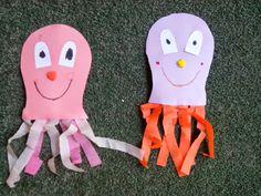 Maro's kindergarten: Octopus