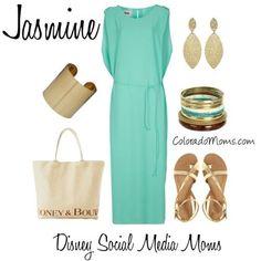 Disney Fashion Princess Jasmine