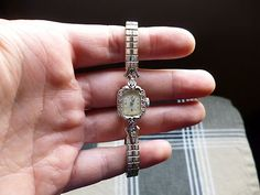 Vintage Hamilton watch on Ebay..$200.00