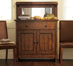 *** For dining room (or bar) - Pottery Barn Benchwright Series