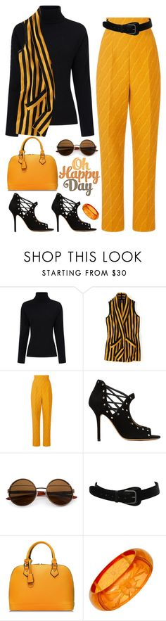 """20.02.16"" by malenafashion27 ❤ liked on Polyvore featuring Preen, Slater Zorn, Emilia Wickstead, ALEXA WAGNER and Alaïa"