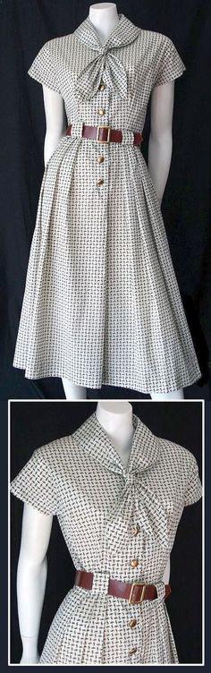 50s Coquette dress