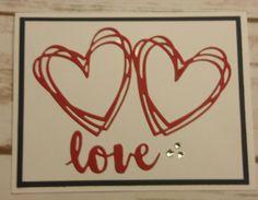 Stamp with Roberta: Sunshine wishes- love