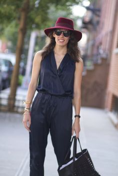 NYFW Street Style - Accessories Gal Blog by E.Kammeyer
