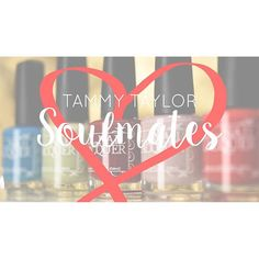 So excited to be coming out with my Matching Nail Lacquer Soulmates! They are 5 Free, Super Pigmented and have full coverage! Match them with your favorite Gelegance Gel Polishes :sparkles::sparkles::sparkles: