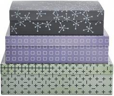 Fusion storage boxes