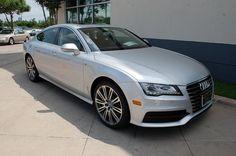 New 2013 Audi A7 Prestige quattro For Sale | Dallas TX $69,640