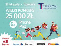 #galeria #Turzyn #konkurs #nagroda #szczecin #pieniadze #bony #iphone #ipad #apple http://www.e-konkursy.info/konkurs/konkurs-umiesz-liczyc-licz-na-turzyn.html