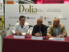 Kiko Moya, una estrella más para Dolia 2016, Muestra de Enoturismo y Gastronomía de Moraira-Teulada