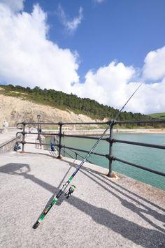 Caña de pescar: Muchos hombres se declaran fanáticos de la pesca, y por tal motivo los artíulos relacionados con esto se convierten también en una de las mejores opciones de regalos para hombres.