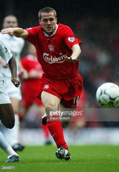 getty images michael owen liverpool - Google Search