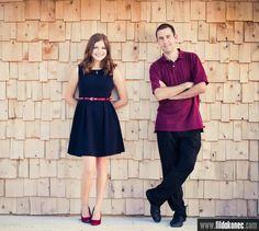 engagement / couple photo