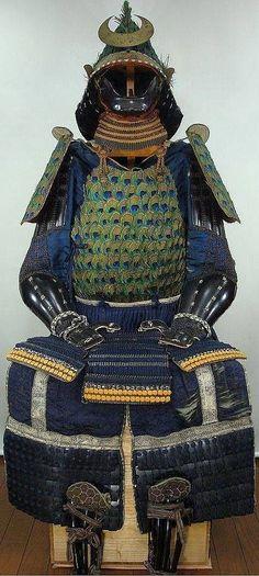 Amator Blogosphère — samurai armor