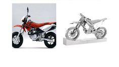 3D Metallic Mini DIY Puzzle Stainless Classic Automobile Motocycle #MetalWorks