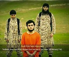 Vídeo do Estado Islâmico mostra menino matando suposto espião | Gavião da Paraíba